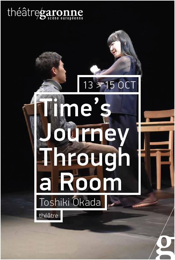 TH��TRE � � Time's Journey Through a Room � par Toshiki Okada